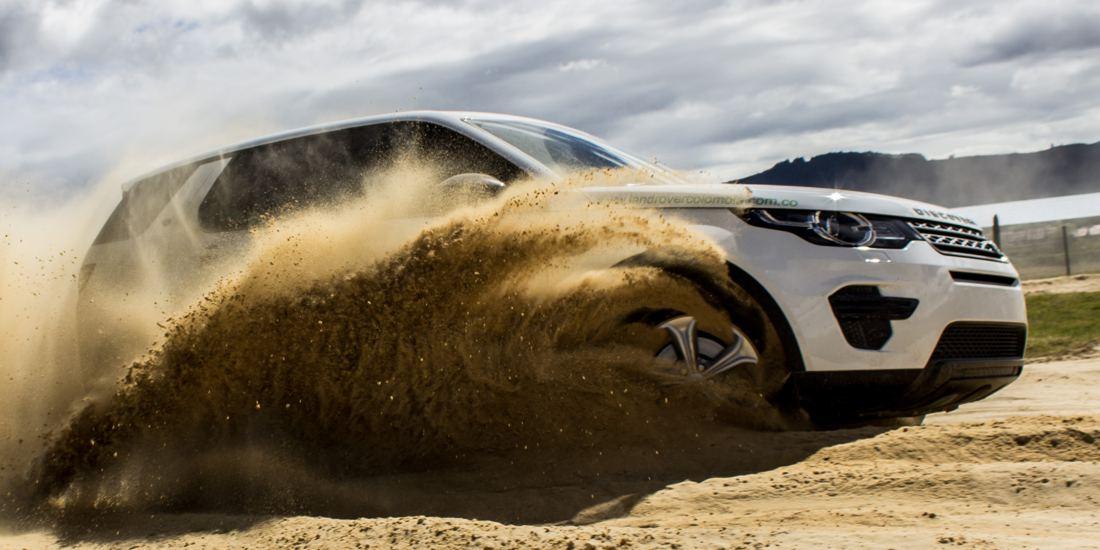 Land Rover Experience Bogotá