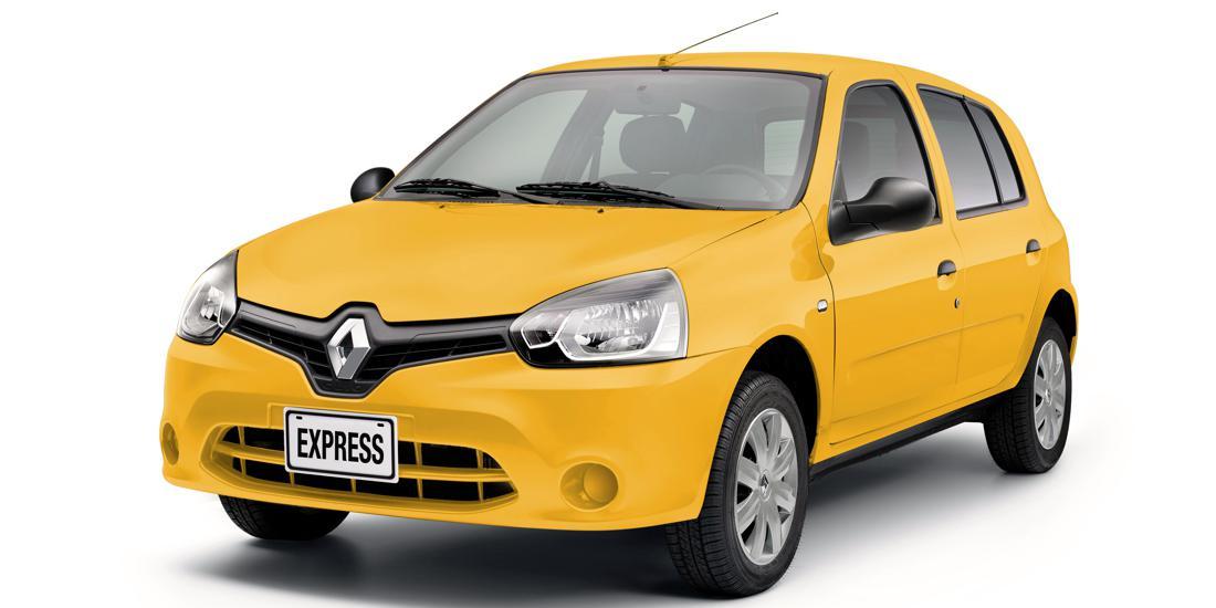 Renault Express Taxi