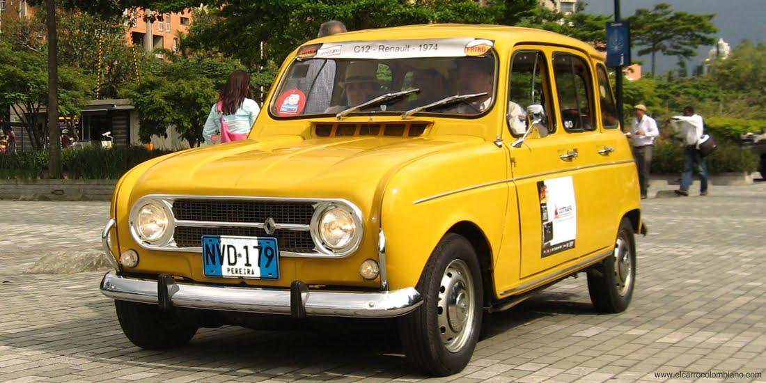 Renault 4 Piolín