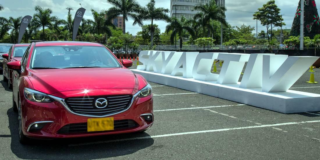 Mazda Experiencia Skyactiv