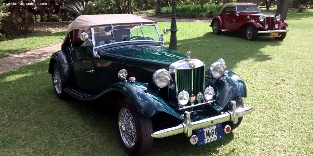 Concours d' Elegance Colombia 2016