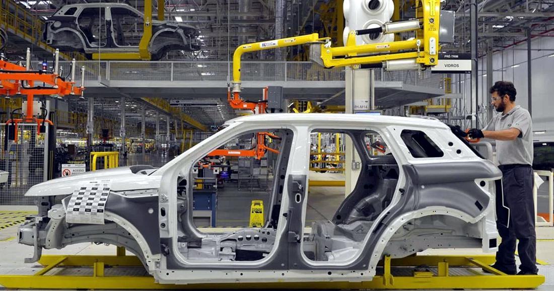 Jaguar Land Rover Planta en Brasil