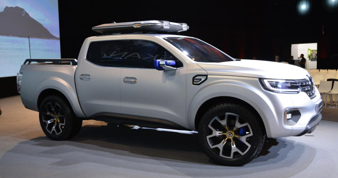 Renault Alaskan Colombia