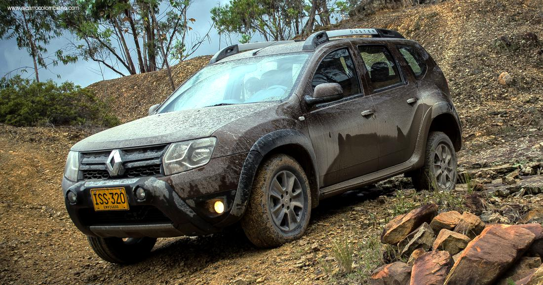 renault duster 4x4, renault duster colombia, renault duster 4x4 colombia, renault duster 4x4 ficha tecnica, renault duster 4x4 prueba, renault duster