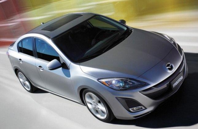 CCA Mazda
