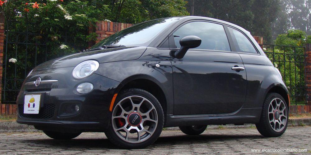 Fiat 500 Sport AT 2014