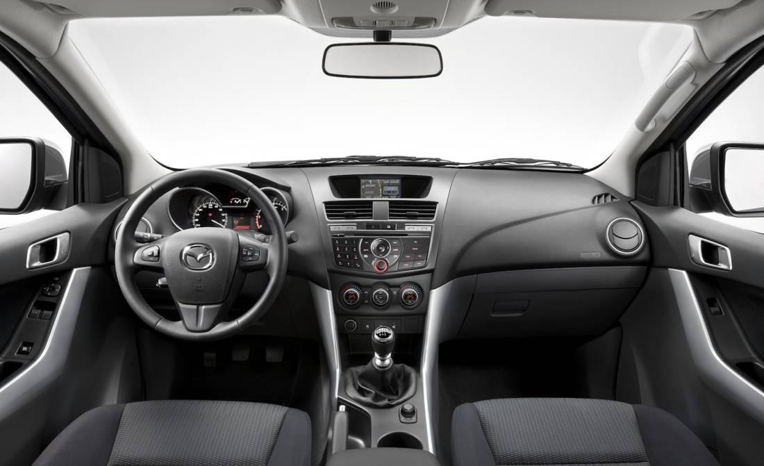 Renovacion En La Mazda Bt 50 Professional