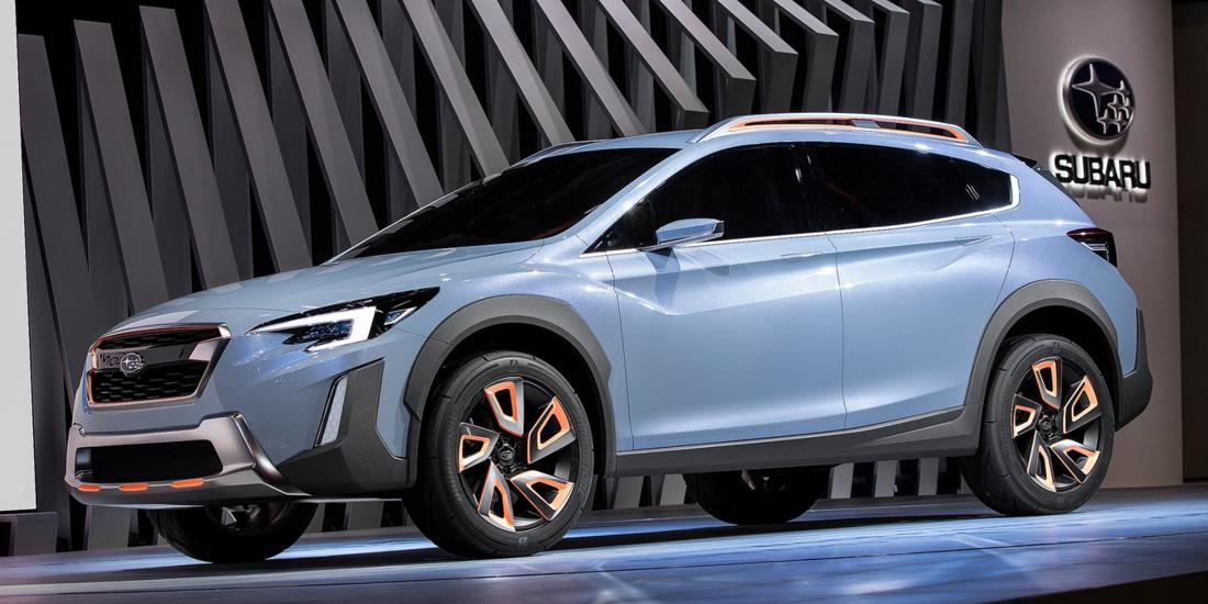 Subaru XV Concept 2017