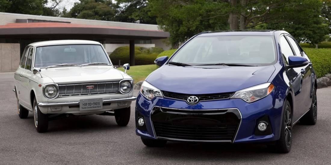 Toyota Corolla 50 Años