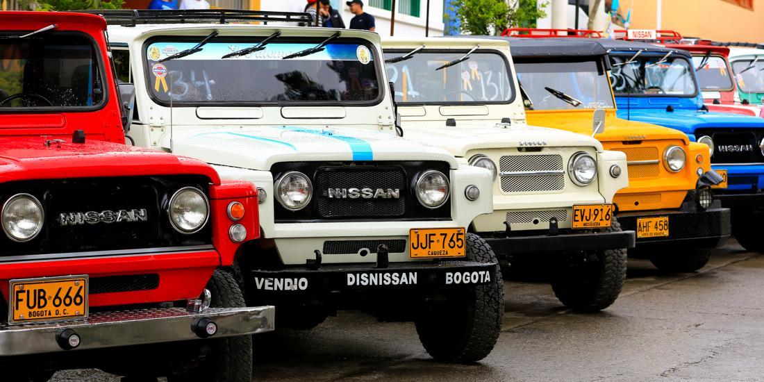 Nissan Patrol en Fómeque