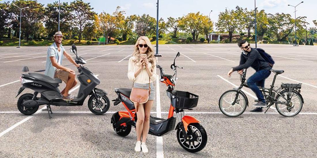 Estas Son Las Motos Y Bicicletas El 233 Ctricas De Auteco