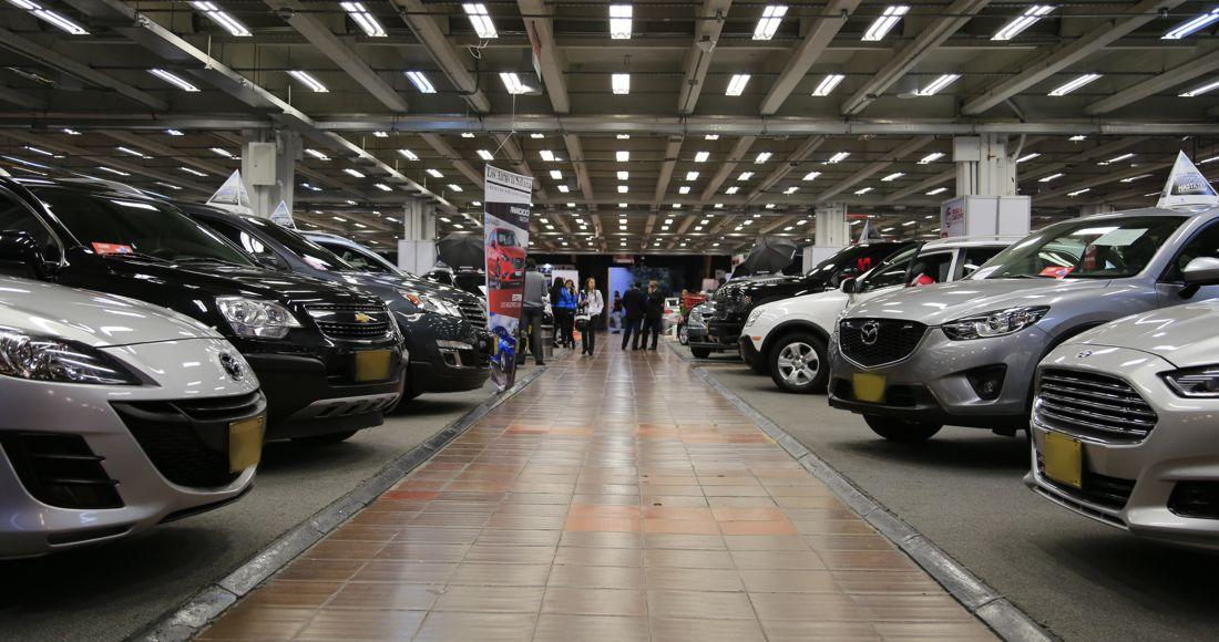 Bogotá Car Expo 2016 Corferias