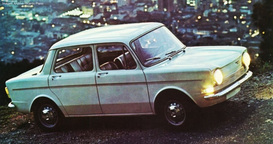 Mercado Automotor Colombiano en 1975