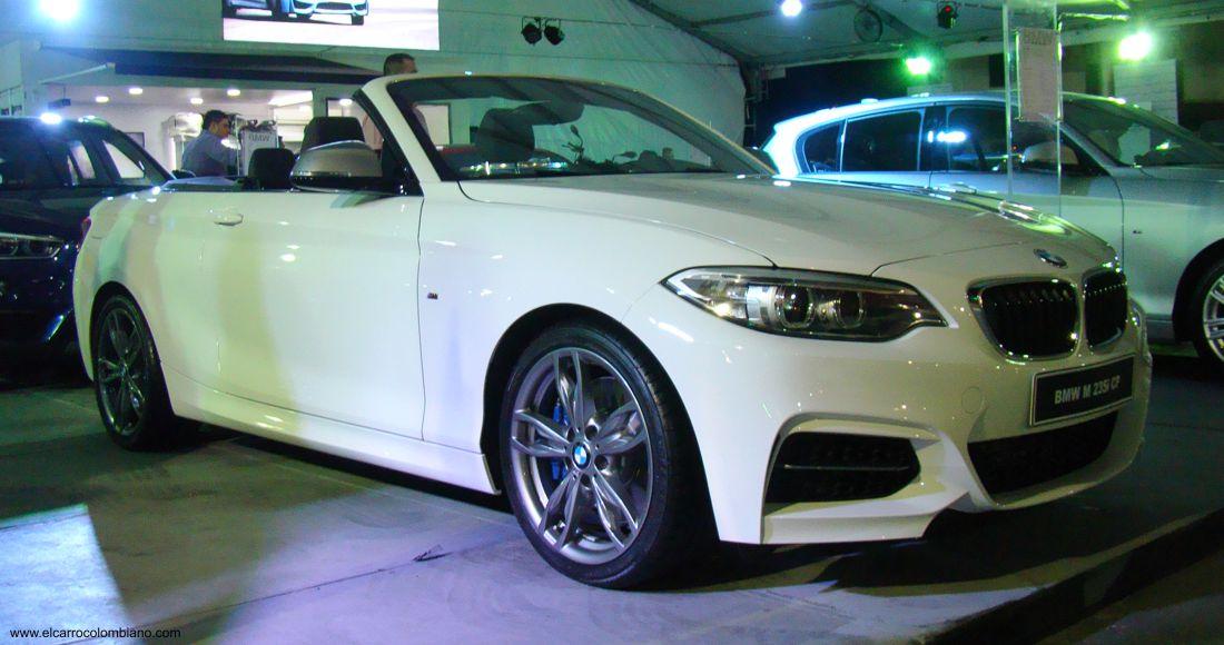 BMW M235i Convertible