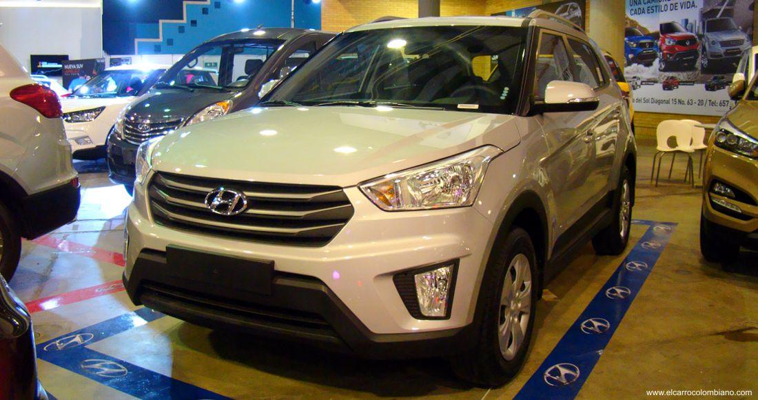 Hyundai Creta en Colombia