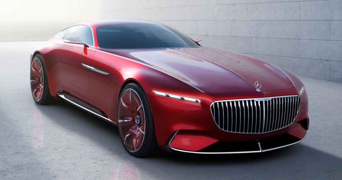Mercedes Maybach Vision