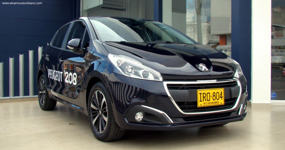 Peugeot 208 Active VTi AT