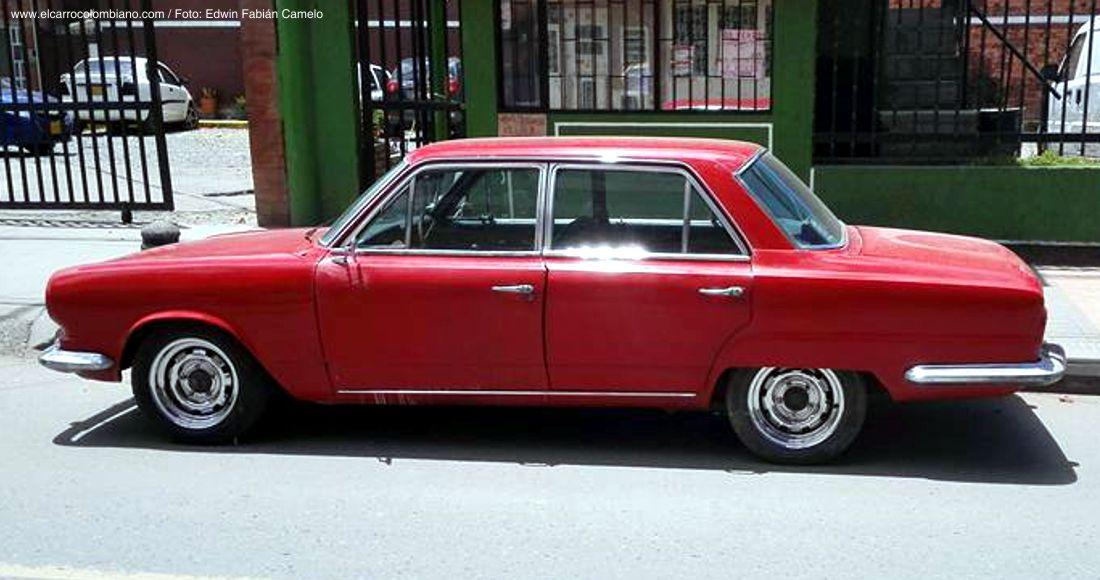 Renault Torino en Colombia