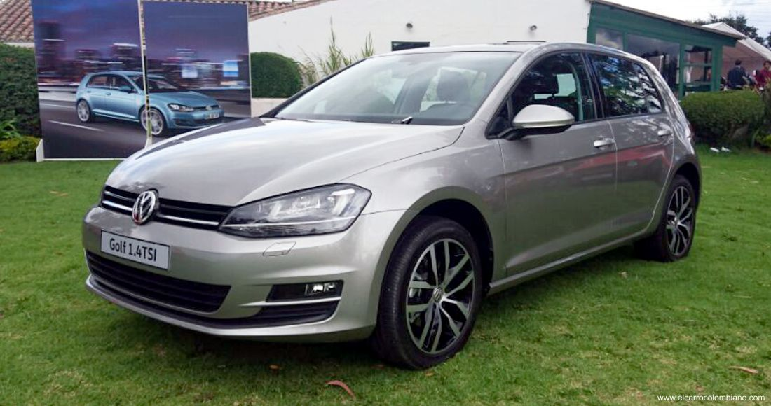 volkswagen golf colombia, volkswagen golf 2017, tsi, turbo, volkswagen golf 1.4 tsi turbo colombia, volkswagen golf 2017 colombia, volkswagen golf 2018 colombia