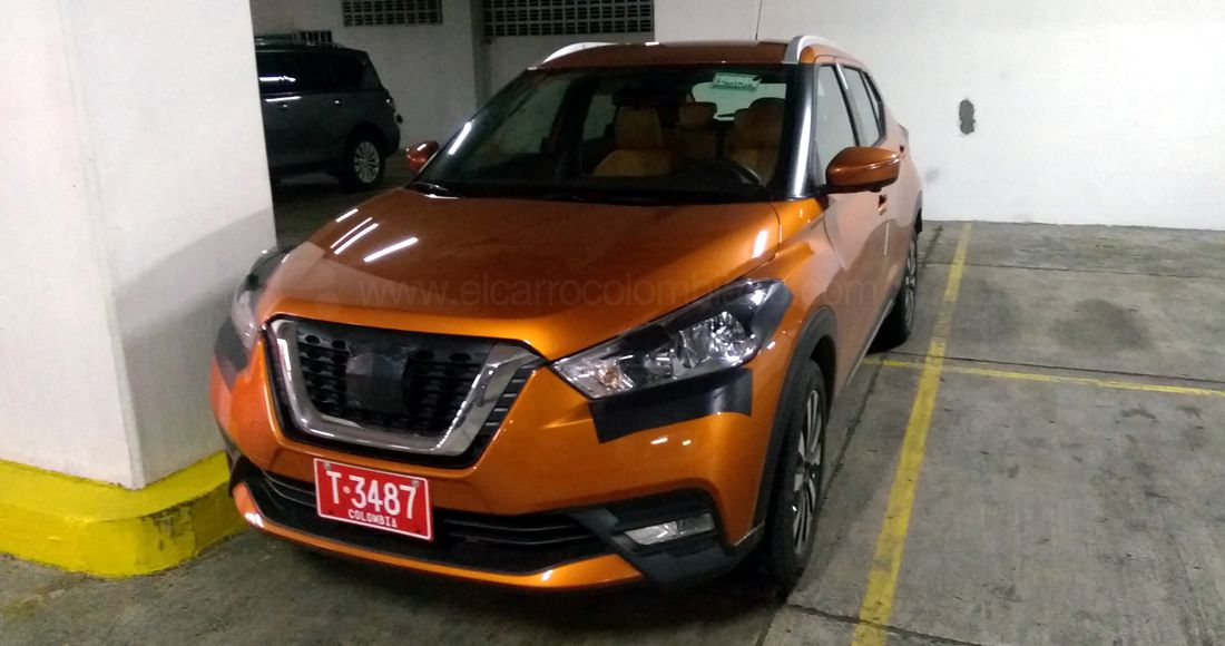 Nissan Kicks Colombia