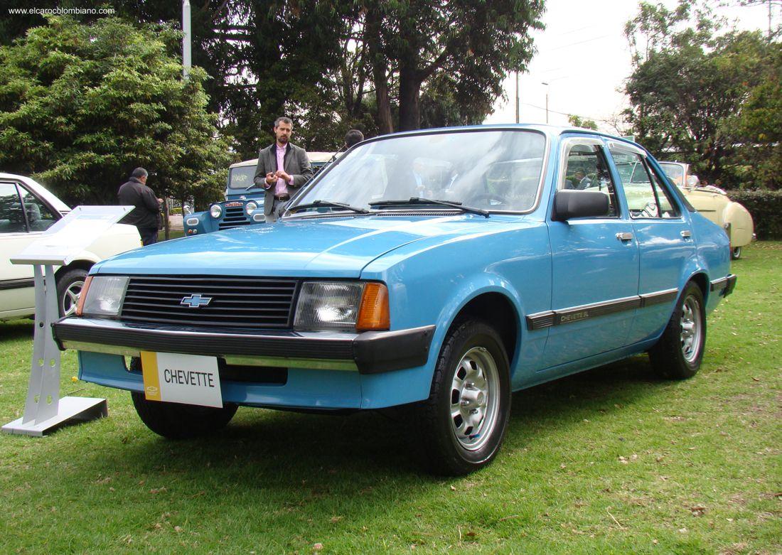 Chevrolet Chevette 1985
