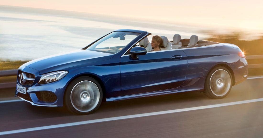 Mercedes-Benz Clase C Cabriolet