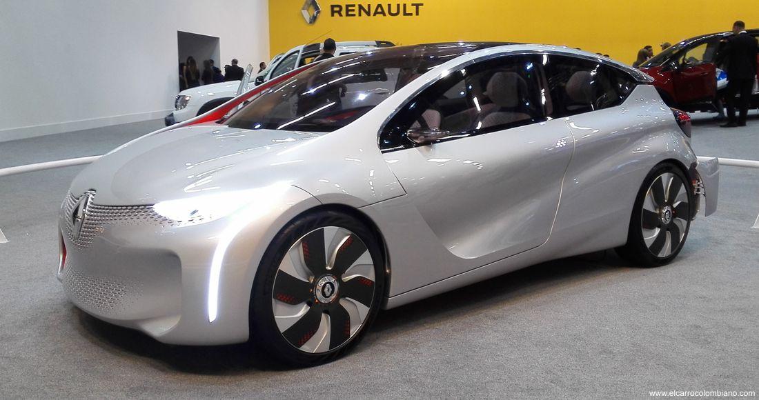 Renault Eolab, Salón del Automóvil de Bogotá 2016