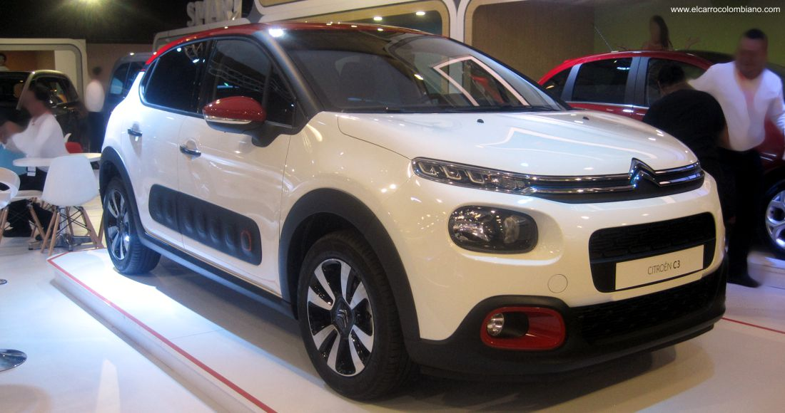 Citroën C3 2017 Colombia