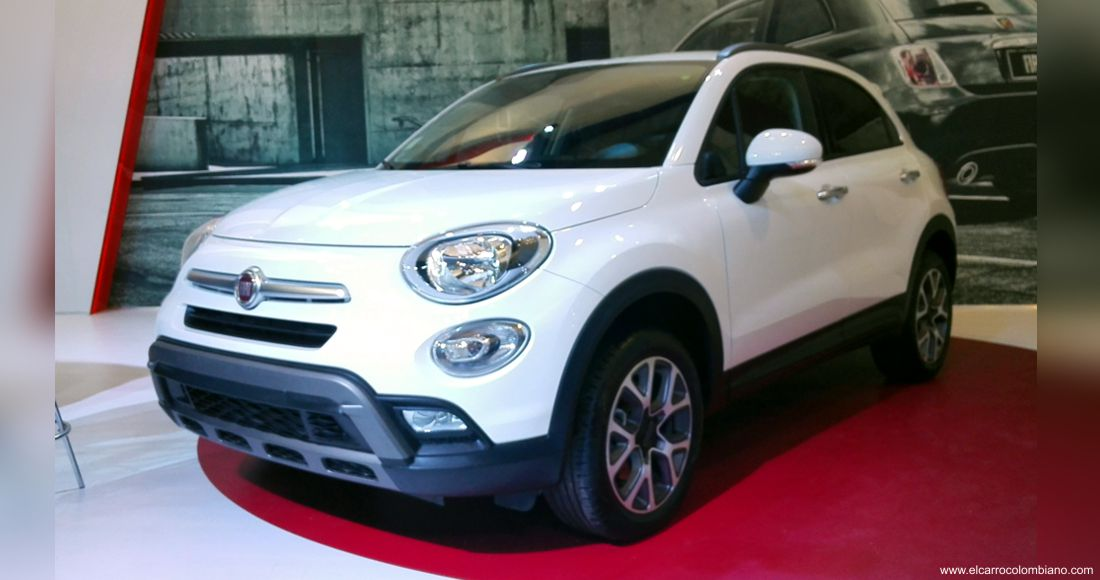 Fiat 500X Colombia