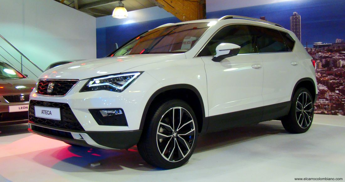 Seat Ateca Colombia