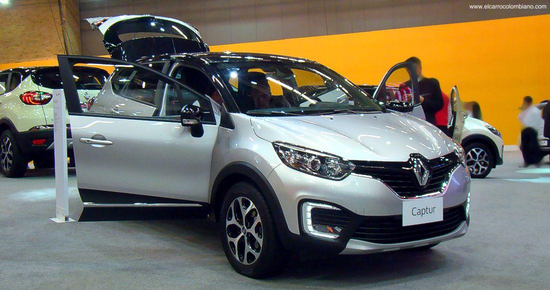 Renault Ventas Salón del Automóvil de Bogotá