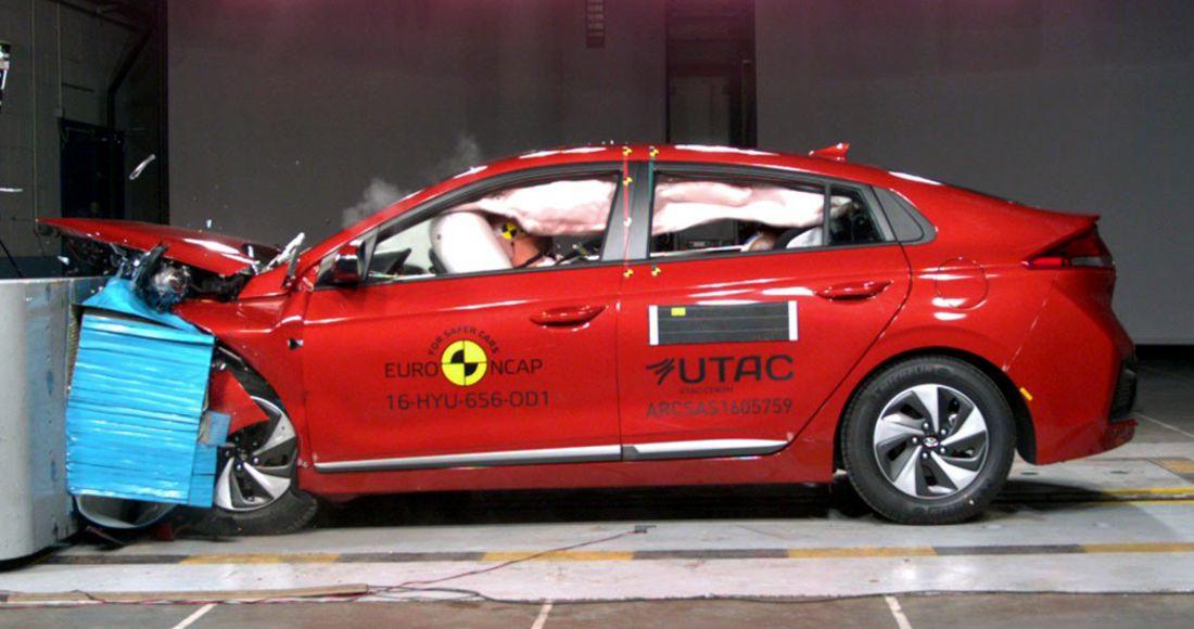 Euro NCAP Diciembre 2016