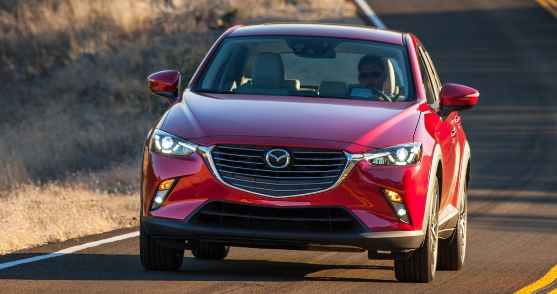 "Mazda ""Top Safety Pick +"" IIHS"