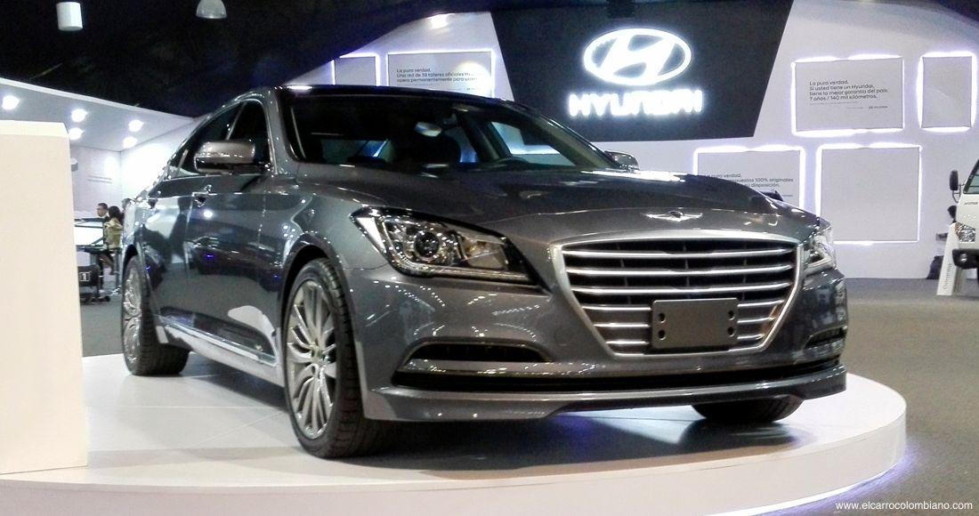 Hyundai en Colombia
