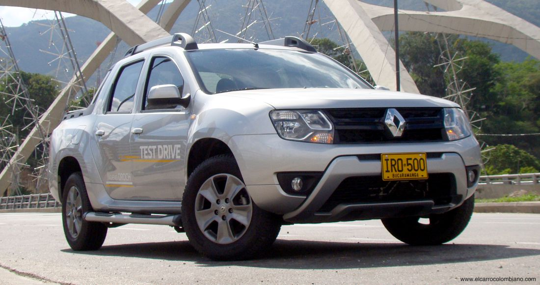 renault duster oroch colombia, renault duster oroch, renault duster oroch test drive, renault duster oroch prueba, renault oroch, renault duster pick up, sanautos