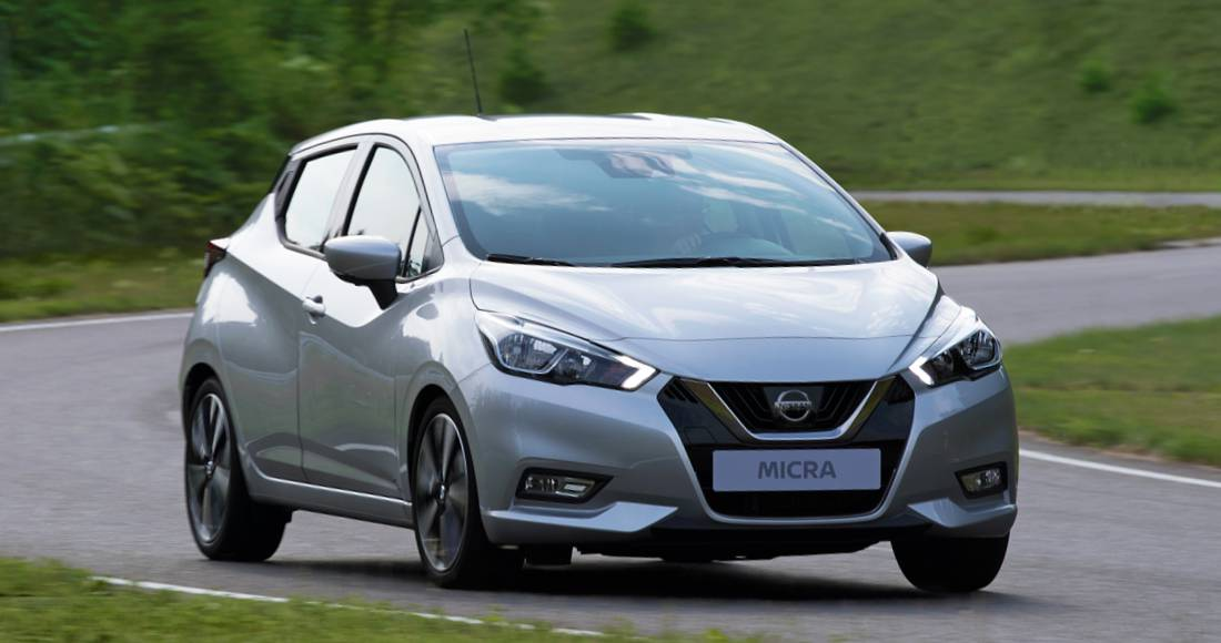 Nissan March 2017