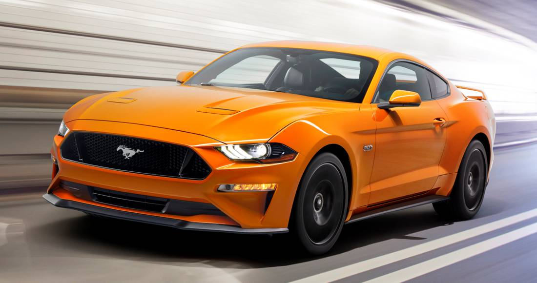 ford mustang 2018, ford mustang, pony car, mustang 2018