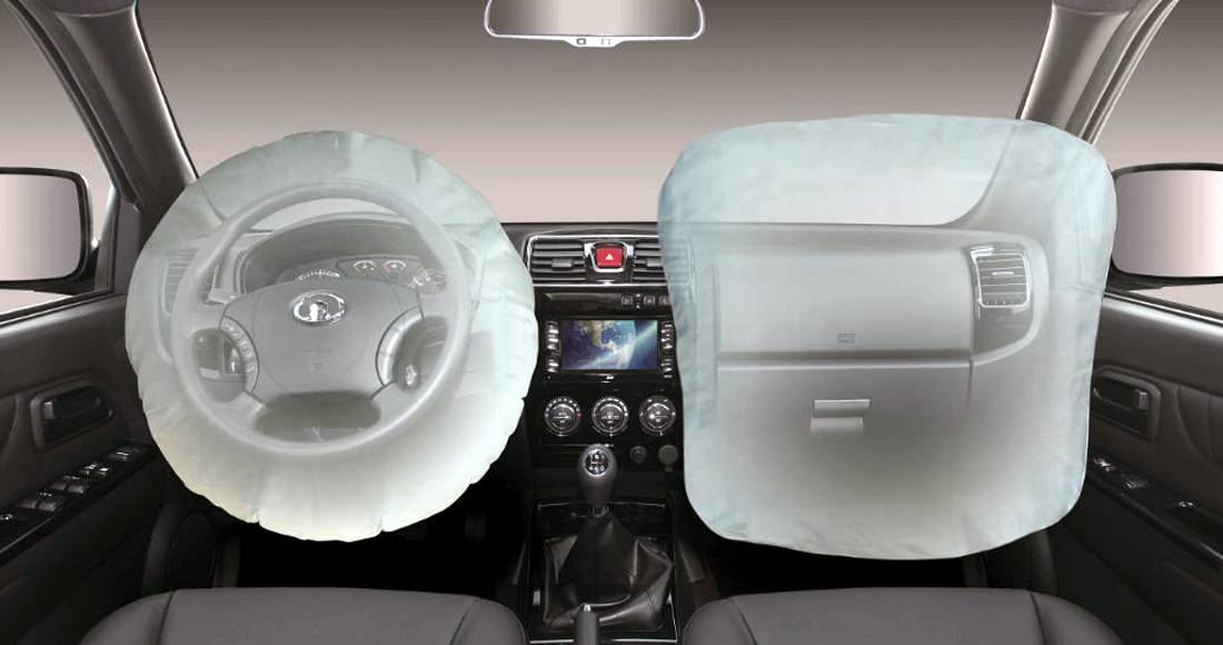 Airbags y frenos ABS Colombia