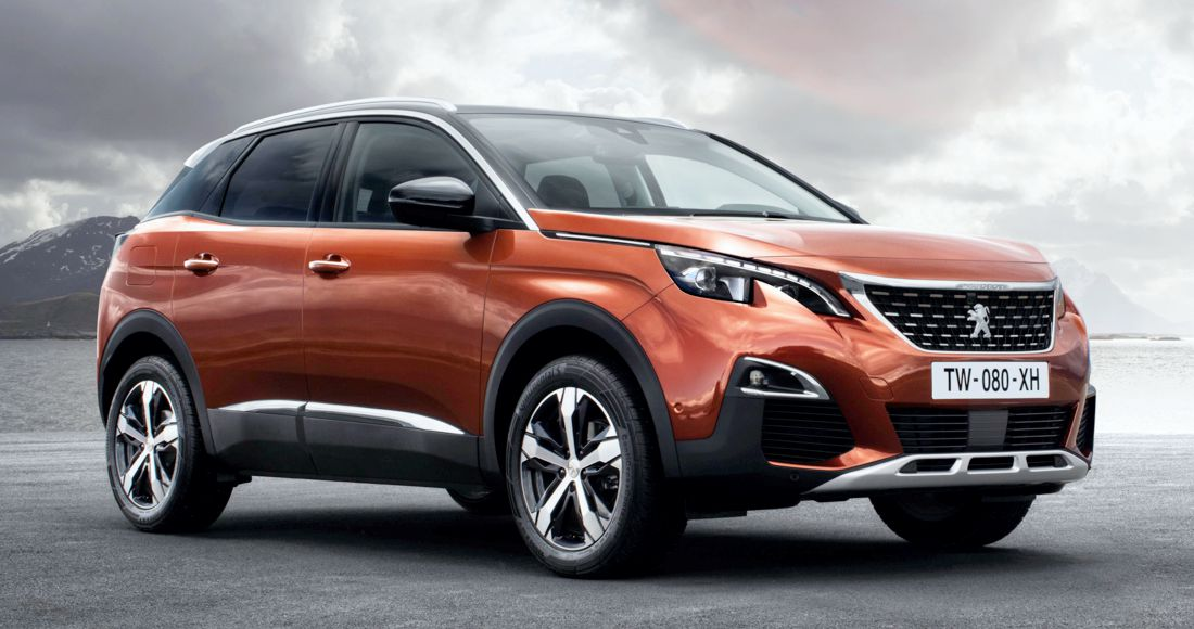 Peugeot 3008, Car of the Year 2017