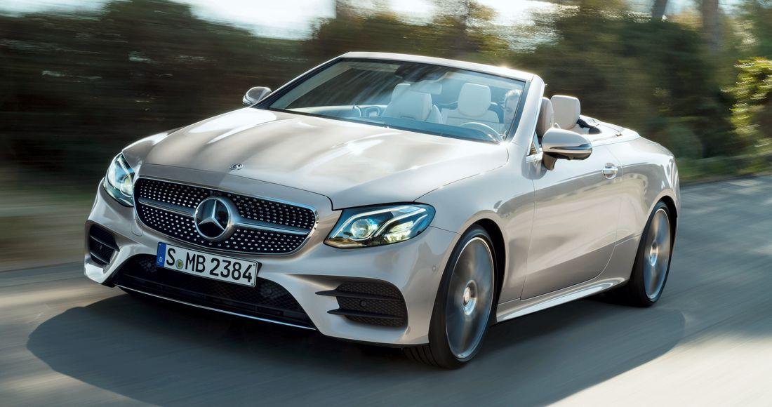 Mercedes-Benz Clase E Cabriolet 2017