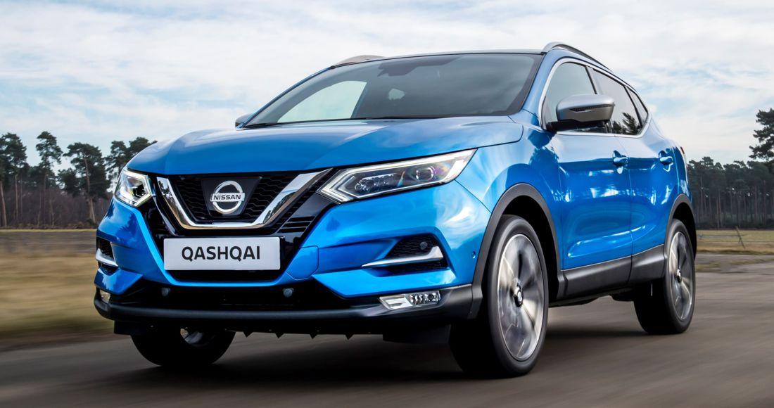 Nissan Qashqai 2018 Un Nuevo Traje Para La Suv Lider En Europa