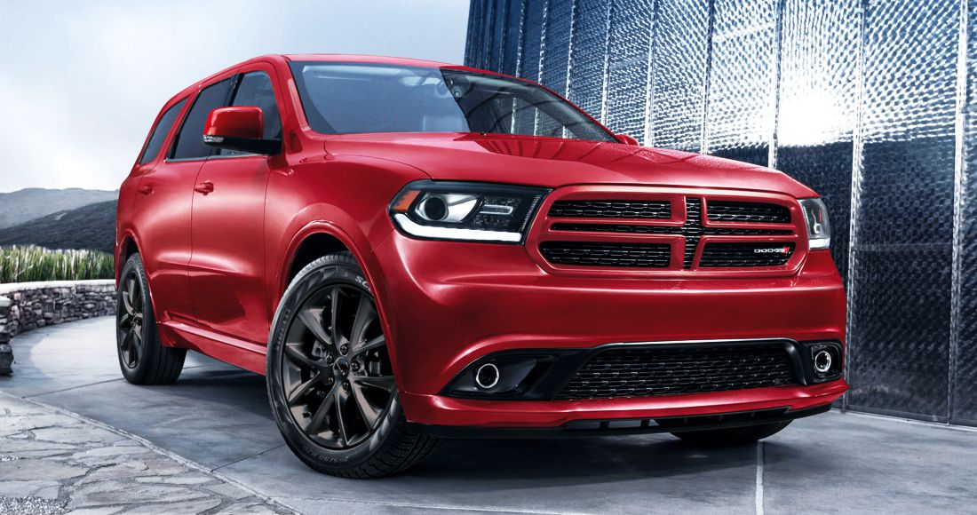 Dodge Durango GT AWD 2017 Colombia
