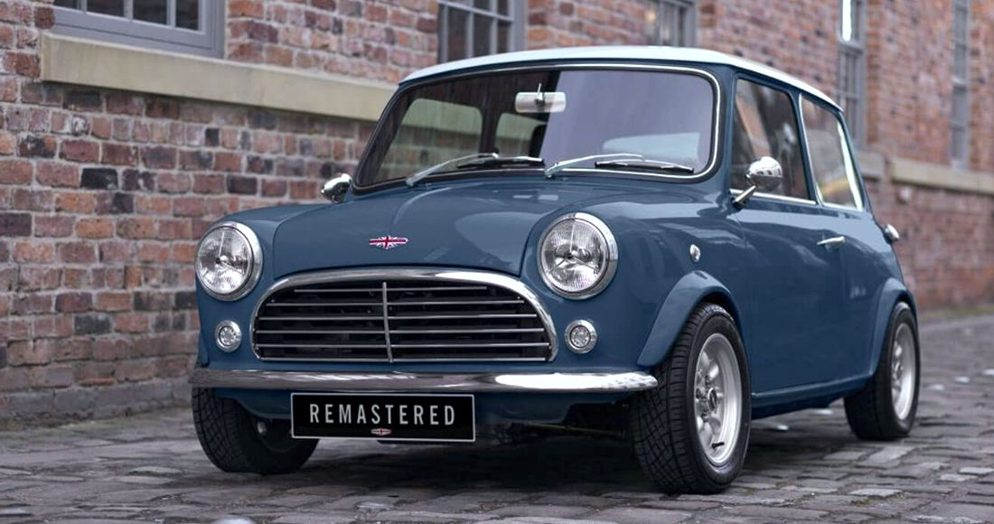 mini remastermini remastered, mini clasico, mini coopered by david brown, mini clasico, mini cooper