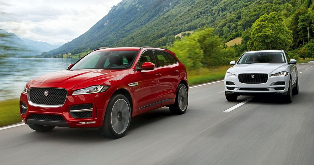 2017 world car awards, carro del año en el mundo, jaguar f-pace