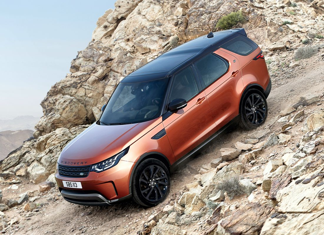 land rover discovery 2017, colombia