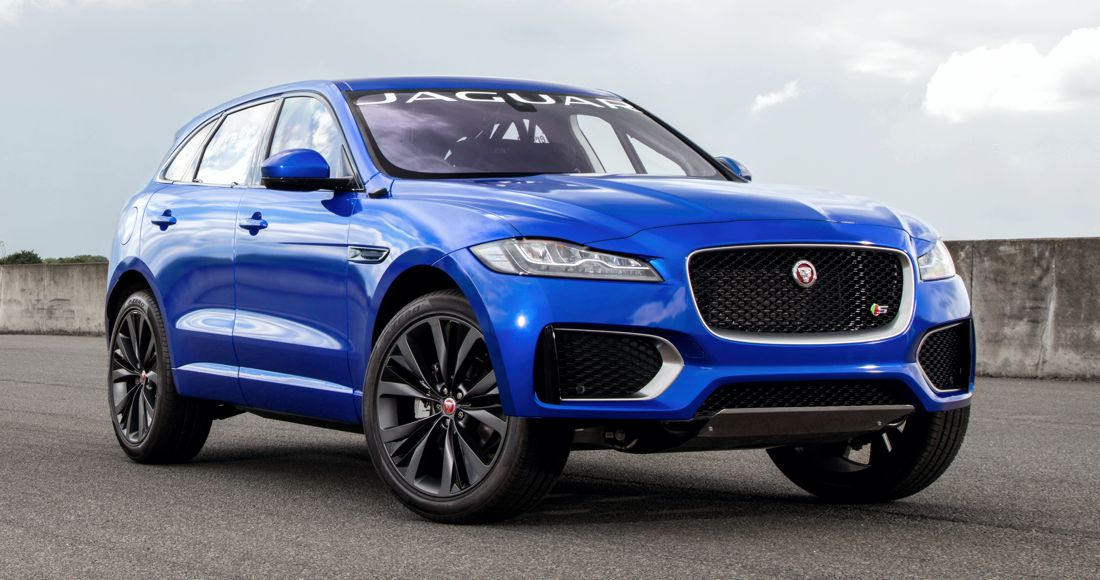 jaguar f-pace, world car of the year, 2017