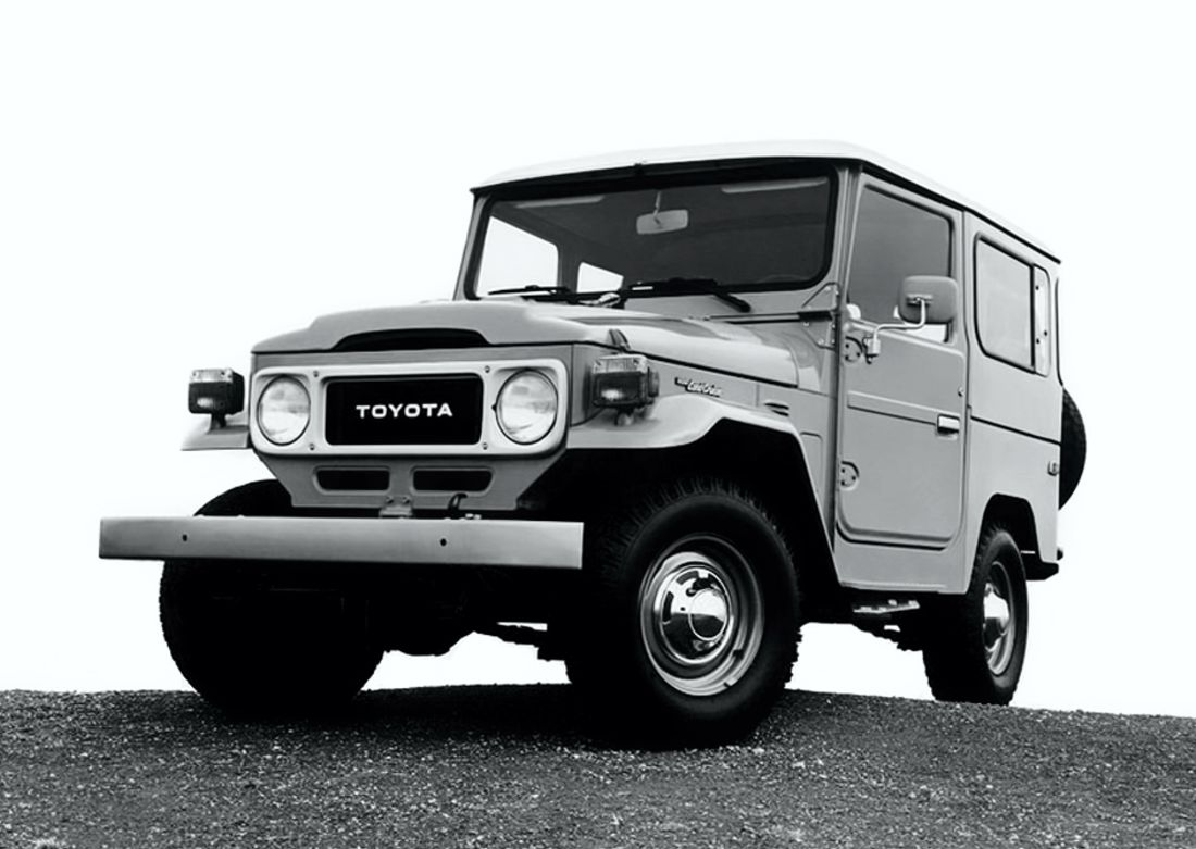 distoyota, toyota colombia, toyota land cruiser, historia toyota land cruiser, toyota fj, historia toyota fj, toyota land cruiser colombia