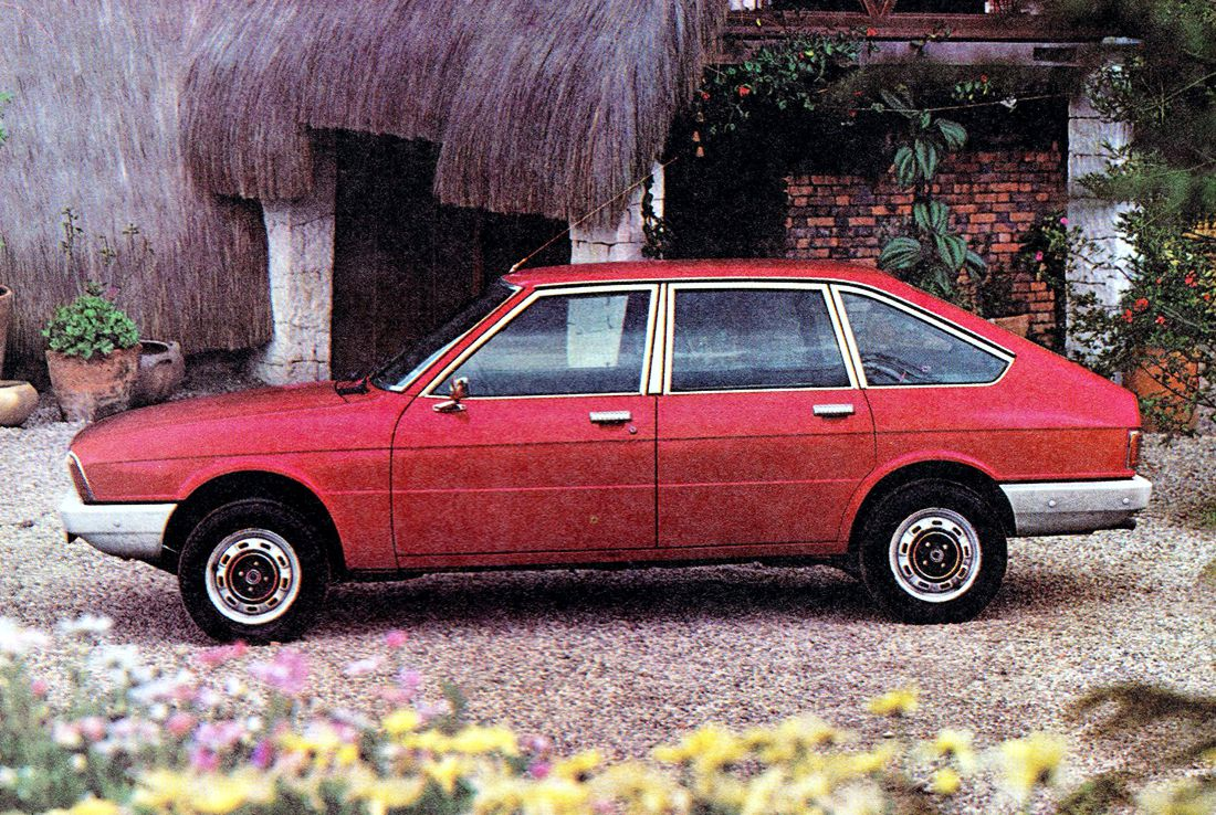 dodge alpine, historia del dodge alpine, dodge alpine colombia, chrysler 150, simca 1307/1308, talbot 1510, chrysler colmotores