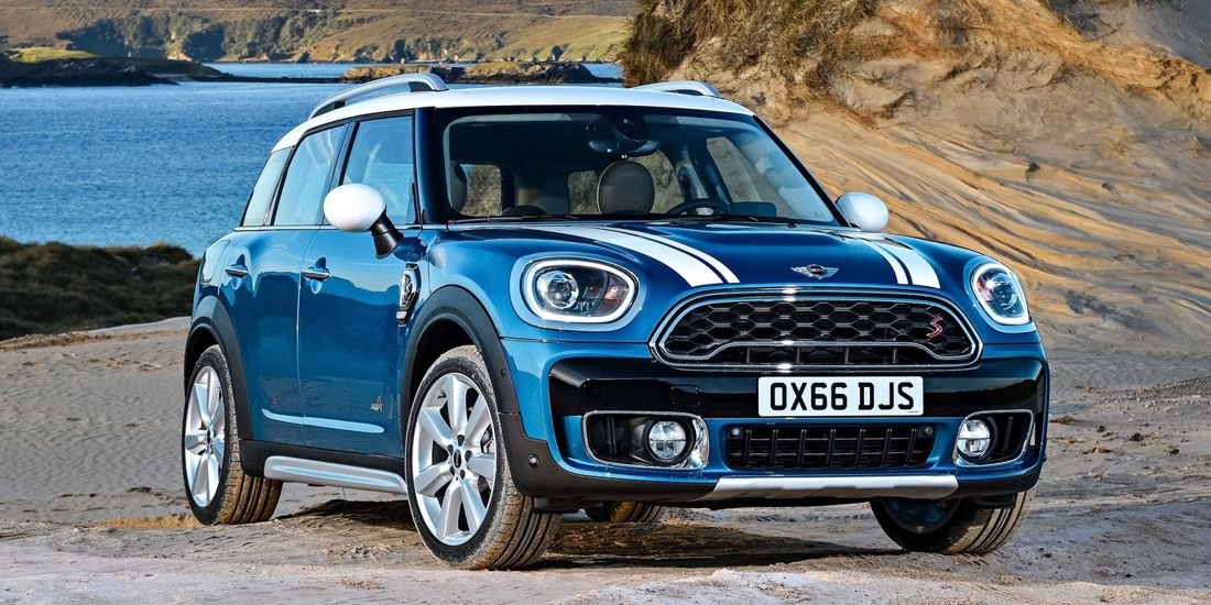 mini countryman 2017, mini countryman 2017 top safety pick, mini countryman 2017 seguridad, mini countryman 2017 iihs