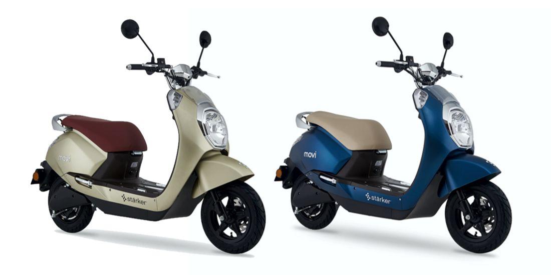 auteco starker movi, auteco movi, motos electricas